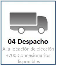 Cuarto Paso: Hacer el seguimiento online del envío al lugar definido para la entrega
