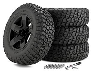 Comjunto o juego de neumáticos para camioneta OFFROAD